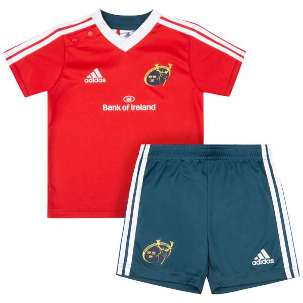 adidas Babies' Set Kit Munster Rugby Jersey Set G70180