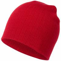 MSTRDS Fisherman Regular Knit Beanie 10057 Red