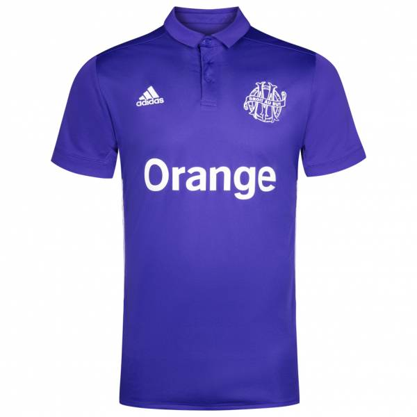 Olympique Marseille adidas Ausweich Trikot CE8205