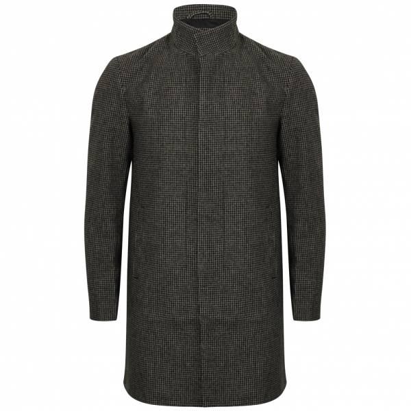 Tokyo Laundry Libertas Wool Blend Coat Herren Mantel 1J9679