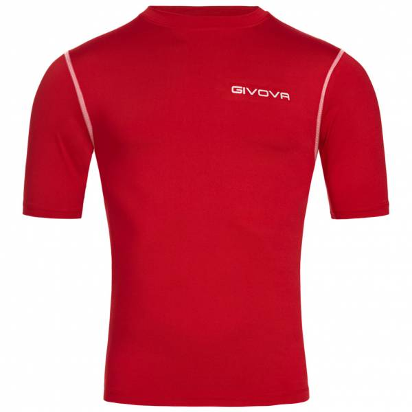 "Givova Camiseta interior Camiseta funcional ""Corpus 2"" rojo"