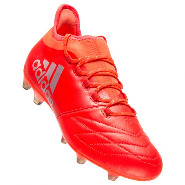 adidas X 16.2 FG Leather Herren Leder Fußballschuhe S79544 ...