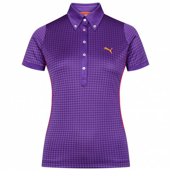 PUMA Button Down Dames Golf Poloshirt 901292-02