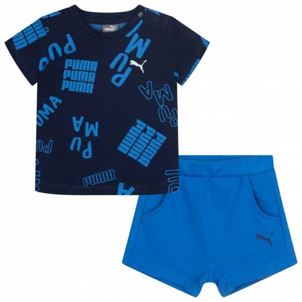 PUMA BOY Summer Baby Set 582532-41