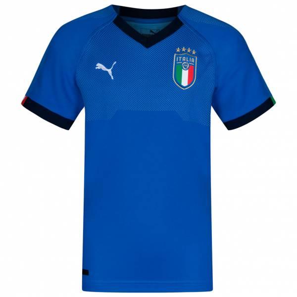 Italien PUMA Kinder Heim Trikot 752284-01