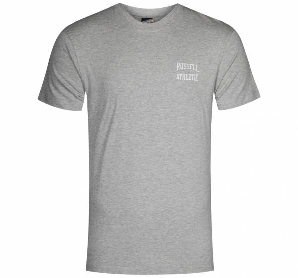 RUSSELL ATHLETIC Logo Crew Neck T-Shirt FW16PON013-GREY