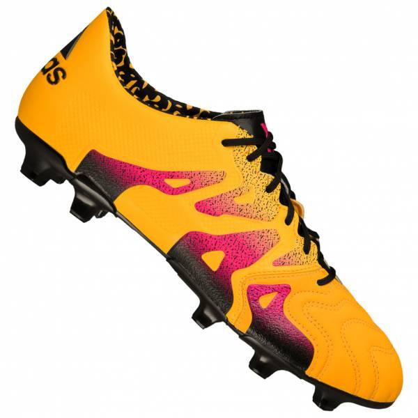 adidas X 15.1 FG/AG Leather Profi Fußballschuhe S74616