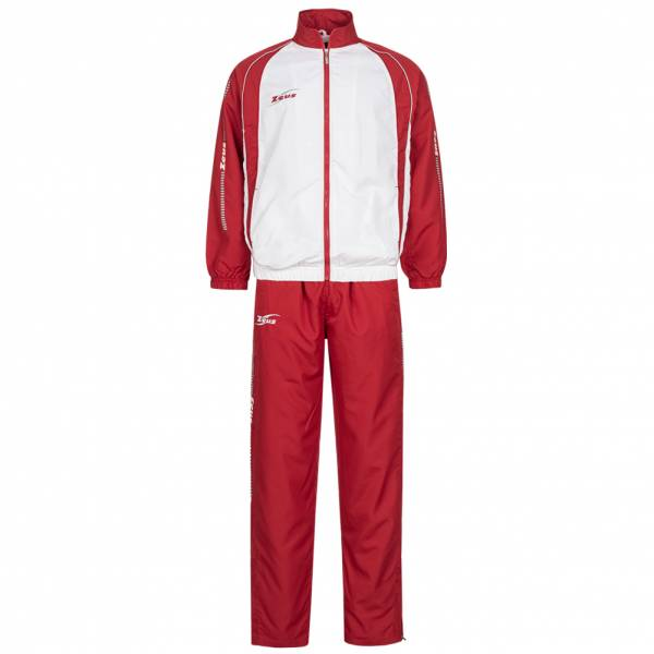 Zeus Tuta Sphera Men Tracksuit red gray