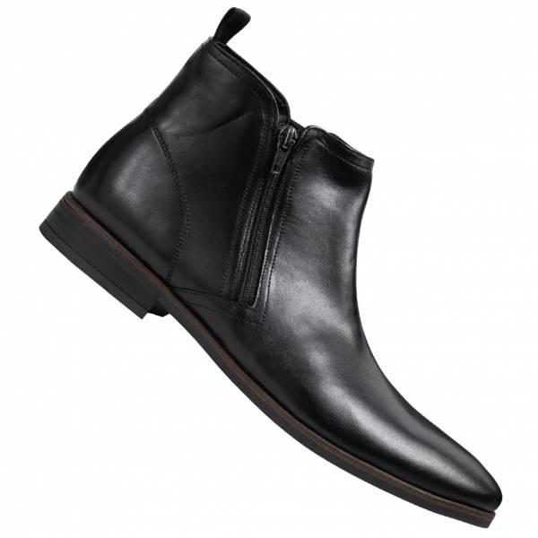 Clarks Stanford Zip Herren Chelsea Leder Boots 261491697