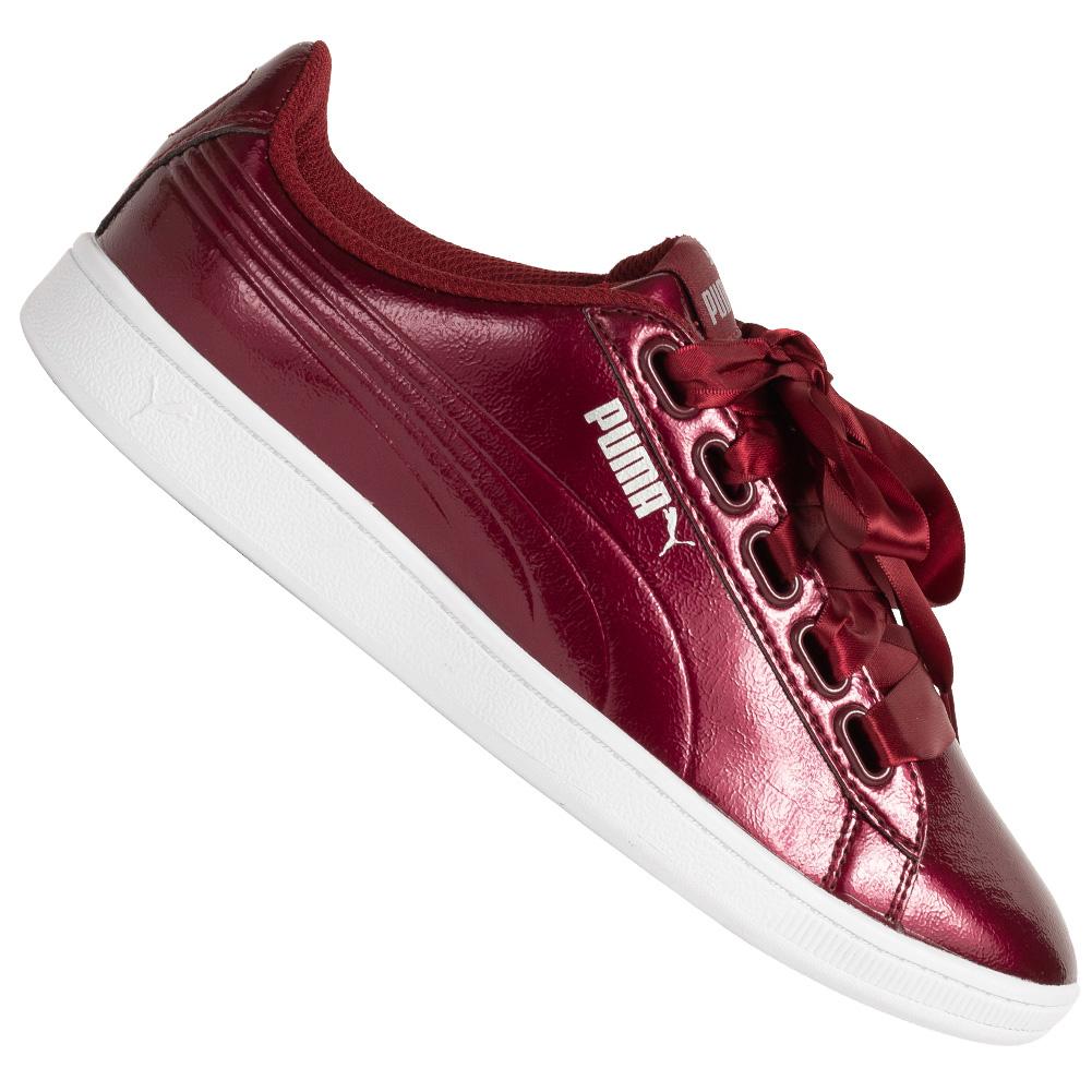 PUMA Vikky Ribbon Satin Damen Sneaker 366417-04