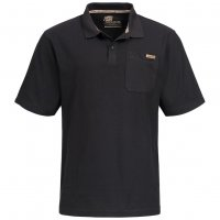 Skechers Herren Polo-Shirt Foreman black SW14510