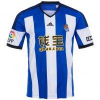 Real Sociedad San Sebastián adidas Heim Trikot B10101
