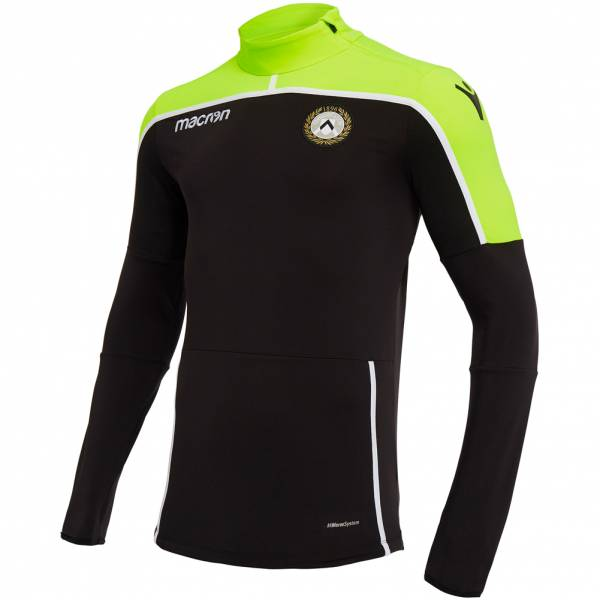 Udinese Calcio macron Herren 1/4-Zip Training Sweatshirt 58010658