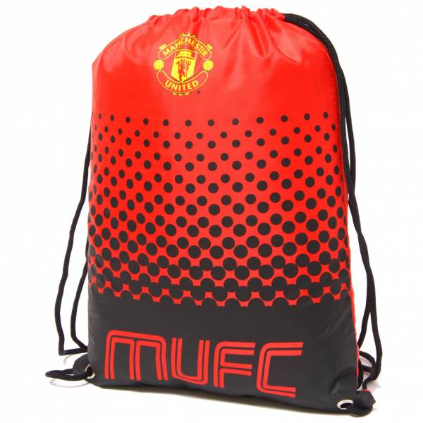 Manchester United Fade Fan Gym Bag Sportbeutel LGEPFADEGYMMNU