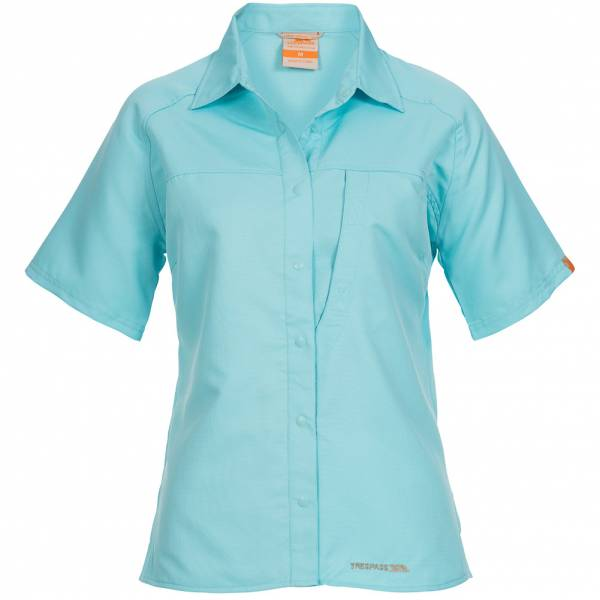 TRESPASS Damen Outdoor Shirt CoolMax Methven
