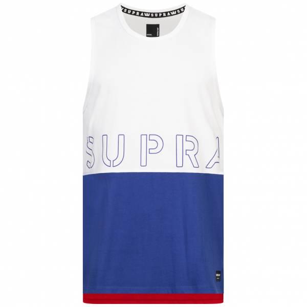 SUPRA Colour Block Herren Tank Top 102176-117