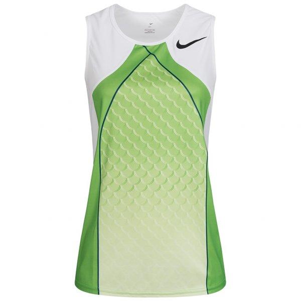 Nike Damen Leichtathletik Running Singlet Laufshirt 128527-100