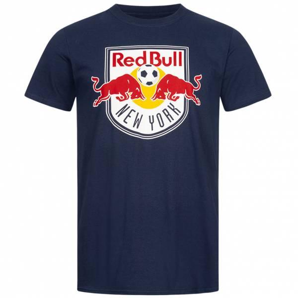 New York Red Bulls Fanatics MLS Logo Herren T-Shirt 1600MNVY1ADNRB