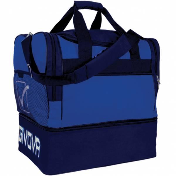 Givova Borsa Football Bag blue / navy