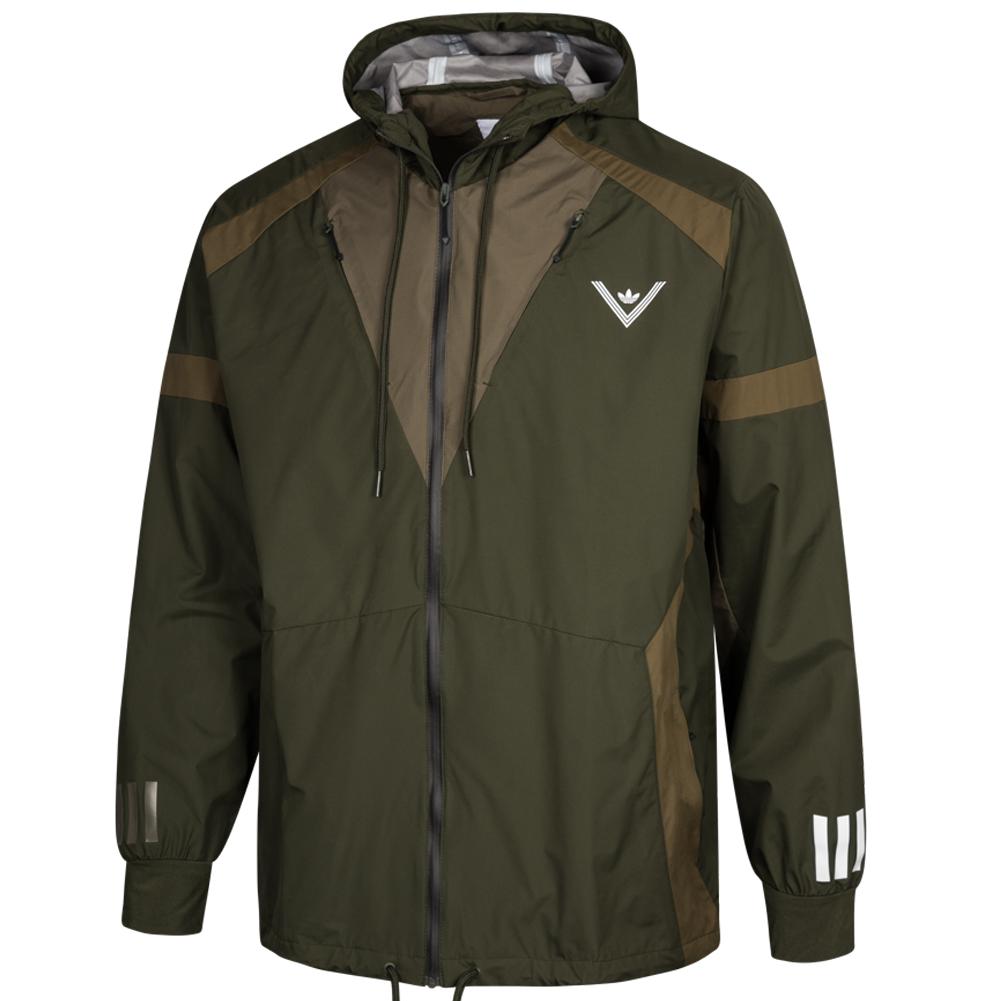 adidas Originals x White Mountaineering Windbreaker Herren Jacke BQ4071