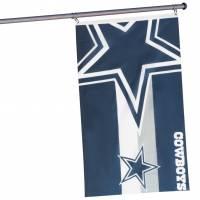 Cowboys de Dallas NFL Drapeau horizontal pour supporters 1,52 mx 0,92 m FLG53UKNFHORDC