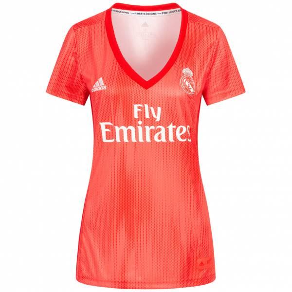 Real Madrid CF adidas Donna Maglia third DP5448