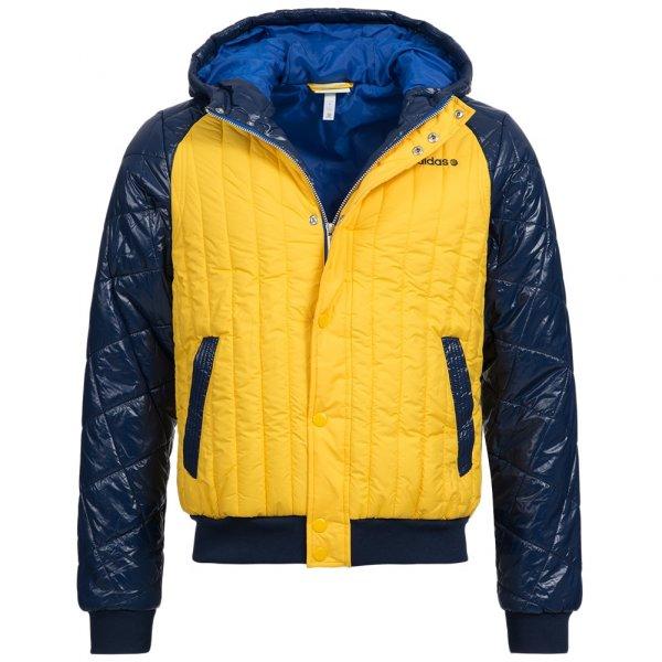 adidas NEO Hooded Padded Jacket Herren Winterjacke Z49057