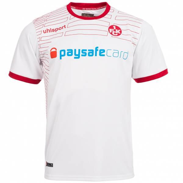 1. FC Kaiserslautern Auswärts Trikot Uhlsport 14/15