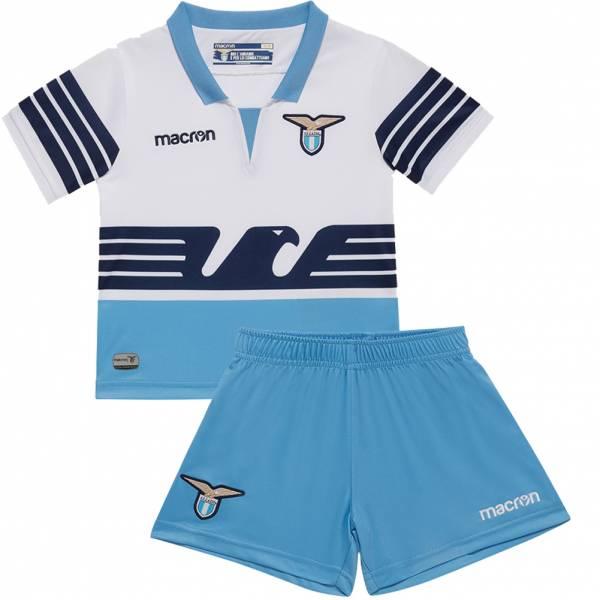 S.S. Lazio macron Home Baby Jersey Set 58023822
