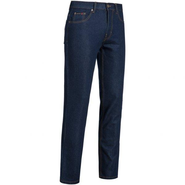 Pierre Cardin Herren 5-Pocket Jeans Straight Leg indigo