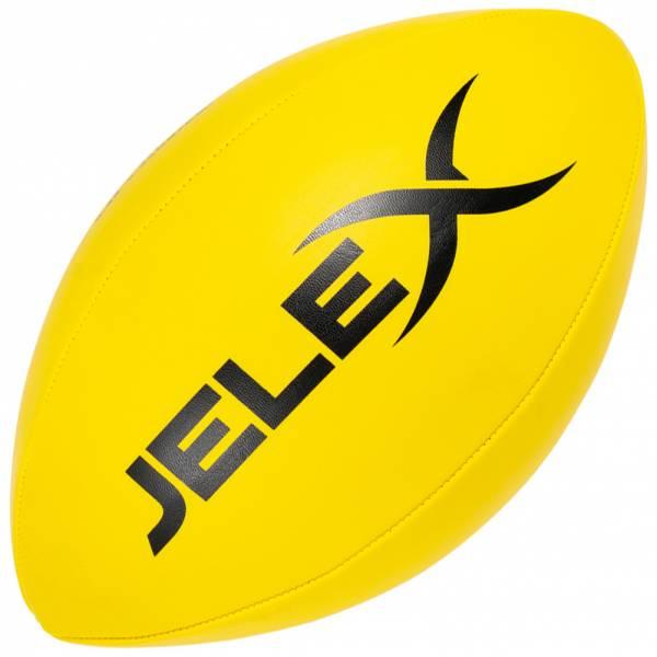 JELEX Ambition Rugby Ball gelb