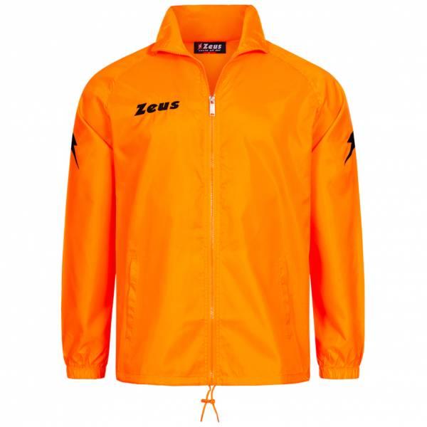Zeus K-Way Regenjacke Neon Orange