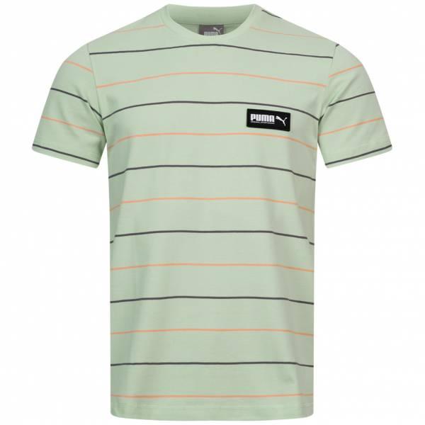 PUMA Fusion Striped Herren T-Shirt 582684-32