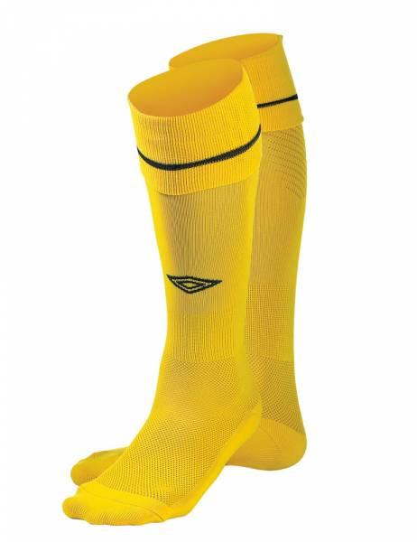 Umbro Teamwear Fussball Stutzen 695082 gelb gelb|05050040476292