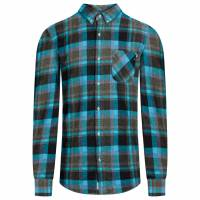 Timberland Wool Cotton Herren Langarm Hemd A1LRE-M38