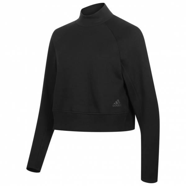 adidas Varsity Crew Damen Crop Sweatshirt EA0417