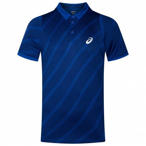 ASICS Club Graphic Herren Tennis Polo-Shirt 130237-0181