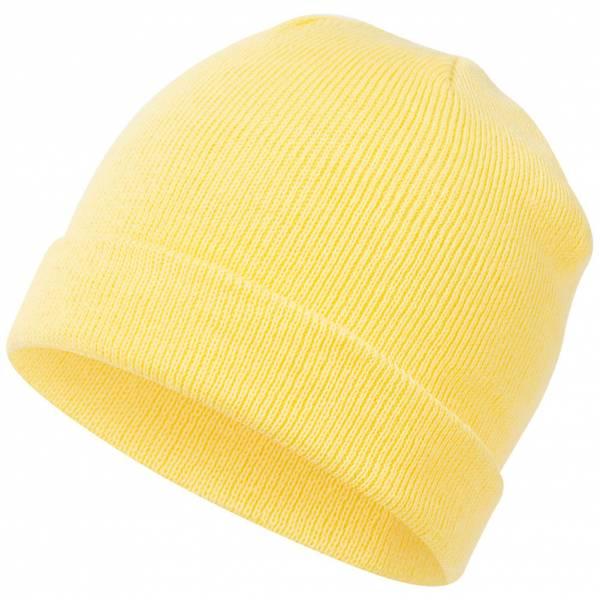 MSTRDS Pastel Cuff Knit Beanie 10263 Vanilla