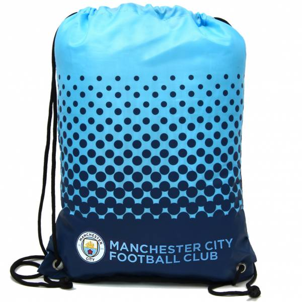 Manchester City Fade Fan Gym Bag Sportbeutel LGEPFADEGYM16MAN