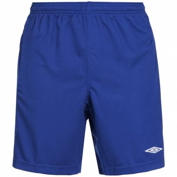 Umbro Short de foot Premier bleu