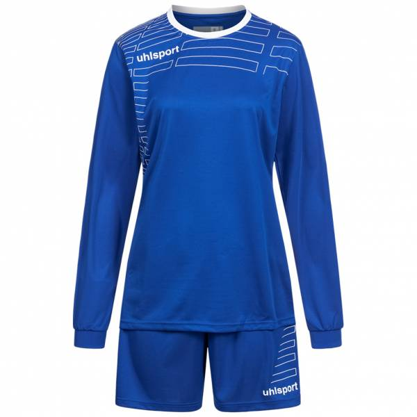 Uhlsport Match Dames Voetbaltenue Shirt met lange mouw met Short 100316906