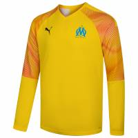 Olympique Marseille PUMA Player Issue Herren Torwarttrikot 755662-02
