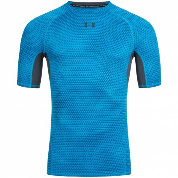 Under Armour HeatGear Herren Compression Shirt 1257477-787