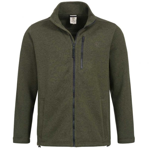Timberland Herren Bakers River Full Zip Fleece Jacke 8543J-769