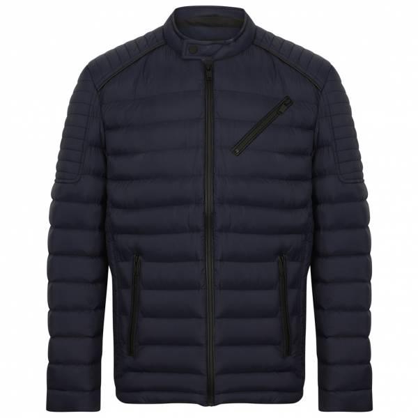 DNM Dissident Elescope Quilted Jacket Herren Jacke 1J11345 Dark Sapphire