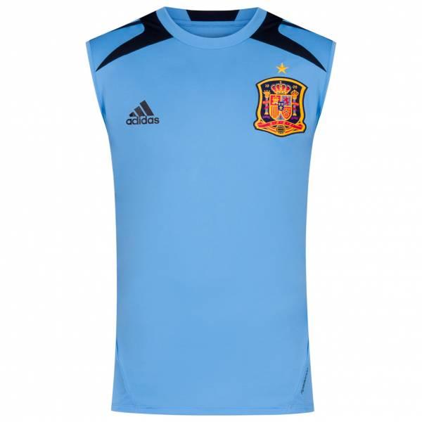 Spanien adidas Jersey Herren Trainingsshirt W39373