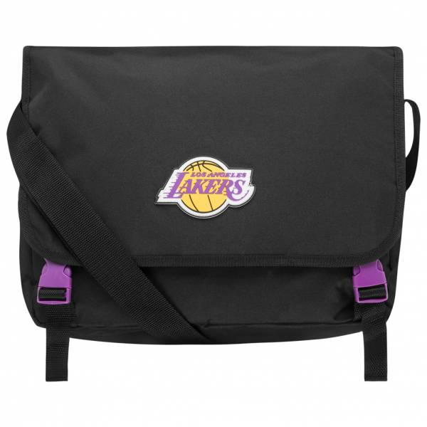 Sac à bandoulière messenger NBA Messenger de Los Angeles 8013722-LAK