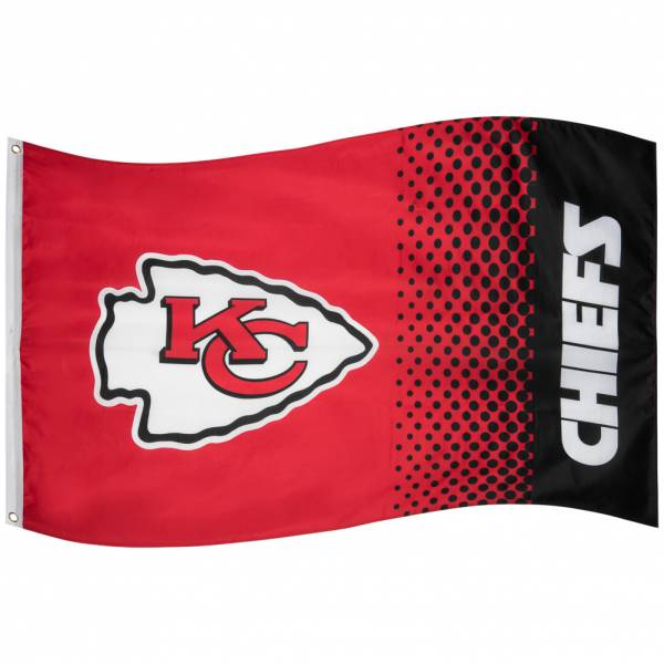 Kansas City Chiefs NFL Fahne Fade Flag FLG53NFL...