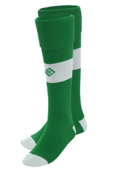 Umbro Teamwear Fussball Stutzen 61340U grün
