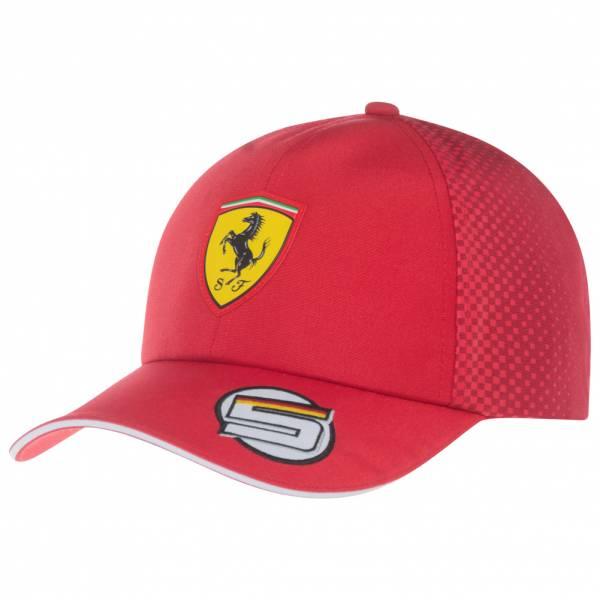 PUMA Scuderia Ferrari Sebastian Vettel Fanowska czapka z daszkiem 022878-01
